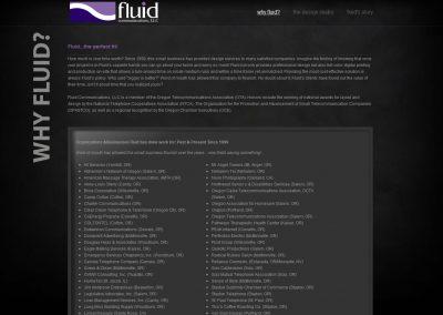 Fluid Communications