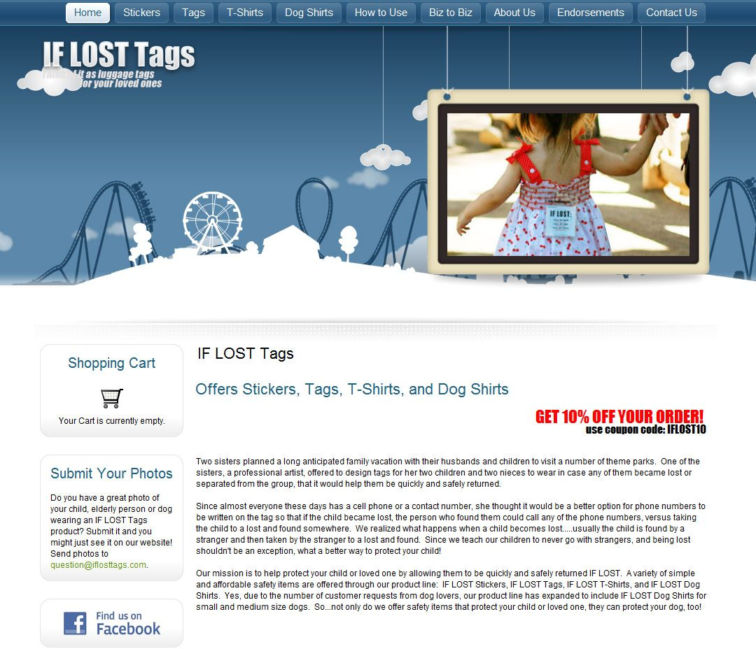 IFLost Tags