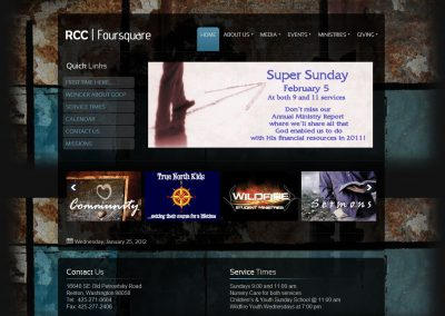 RCC Foursquare